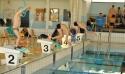 Interclub de nage avec palmes à Sète