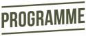 Programme de formations et d'examens de la CTD 31 2019/2020