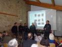 Conférence sur les rivières souterraines des Corbières à Soulatgé
