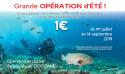 Opération promotionnelle licence à 1€ renouvelée pour l'été 2019