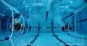 Un championnat régional de Plongée sportive en piscine haut en couleur.