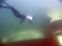 Apnée : Formation apnée en lac
